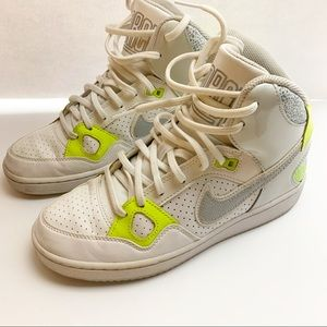 Nike l Son Of Force Mid Training Shoes Sneakers